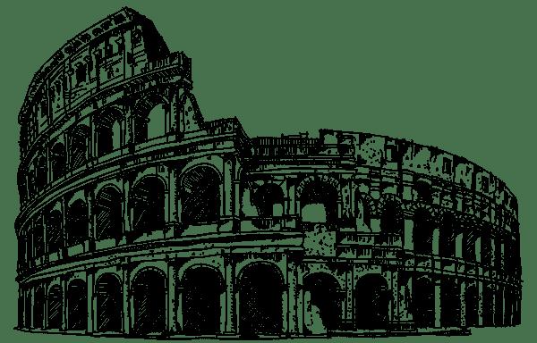 Italstudio - Colosseum in Rome