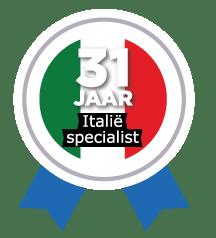 al 31 jaar de Italië specialist